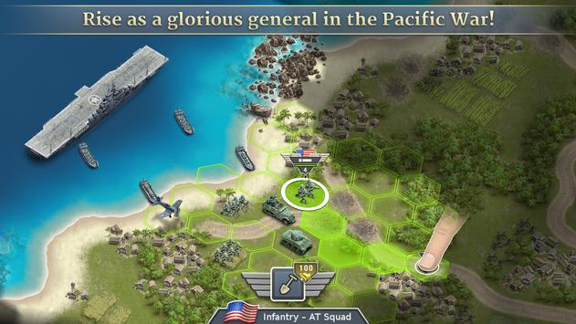 1942 Pacific Front - a WW2 Strategy War Game screenshot 7
