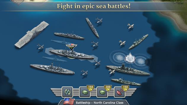 1942 Pacific Front - a WW2 Strategy War Game screenshot 9