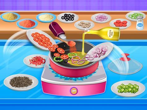 Pizza Maker Chef Baking Kitchen screenshot 10