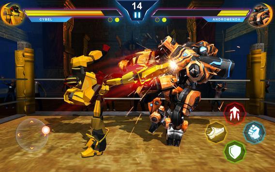 Steel Robot Ring Fighting screenshot 5
