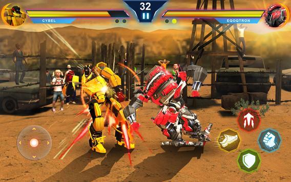 Steel Robot Ring Fighting screenshot 6