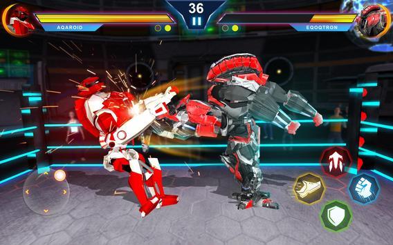 Steel Robot Ring Fighting screenshot 8
