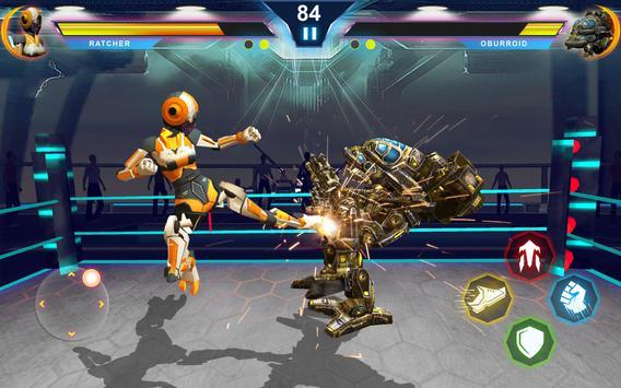 Steel Robot Ring Fighting screenshot 10