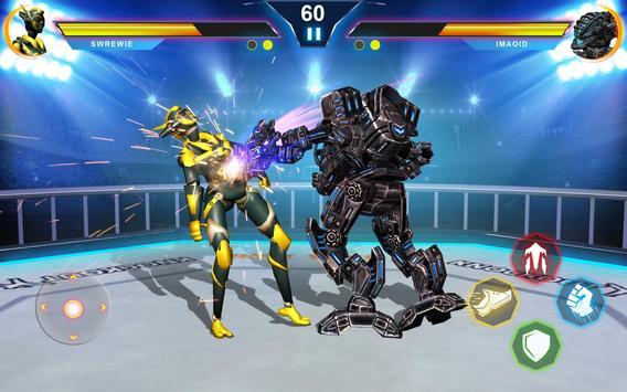 Steel Robot Ring Fighting screenshot 1