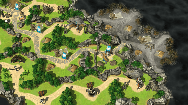 SpellForce: Heroes & Magic screenshot 1