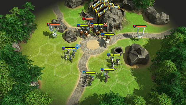 SpellForce: Heroes & Magic screenshot 3