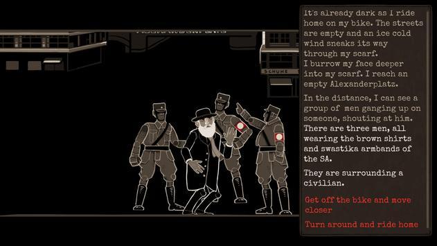 Through the Darkest of Times screenshot 1