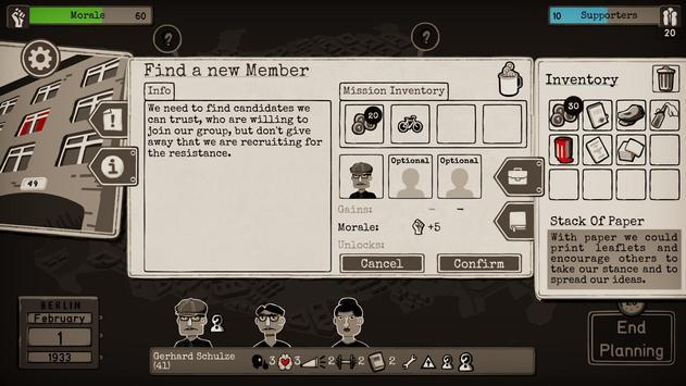 Through the Darkest of Times screenshot 4