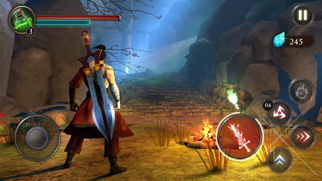 Takashi Ninja Warrior скриншот 14