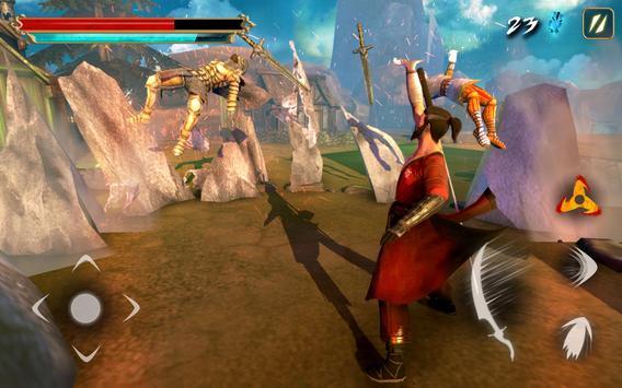 Takashi Ninja Warrior screenshot 1