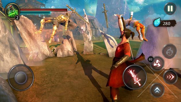 Takashi Ninja Warrior скриншот 7