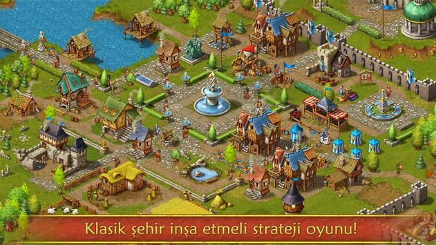 Townsmen Ekran Görüntüsü 14