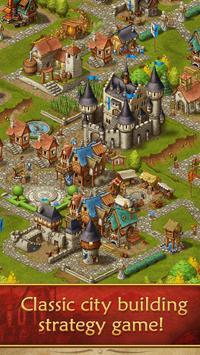 タウンズメン ・ 戦略ゲーム (Townsmen) ポスター
