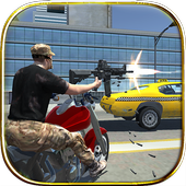 Grand Action Simulator - New York Car Gang icono