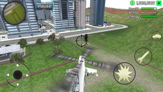 Grand Action Simulator - New York Car Gang captura de pantalla 12