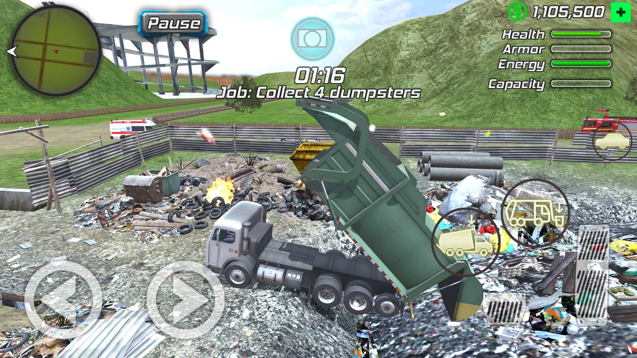 Grand Action Simulator - New York Car Gang for Android - APK