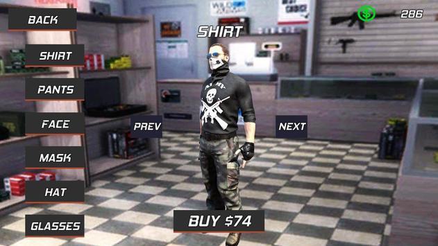 Grand Action Simulator - New York Car Gang captura de pantalla 14