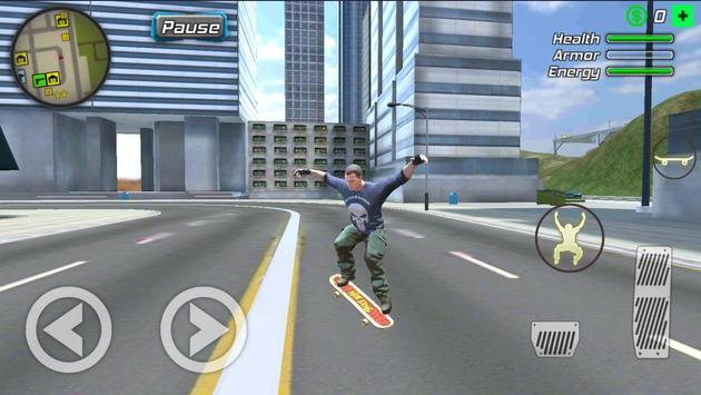 Grand Action Simulator - New York Car Gang captura de pantalla 1