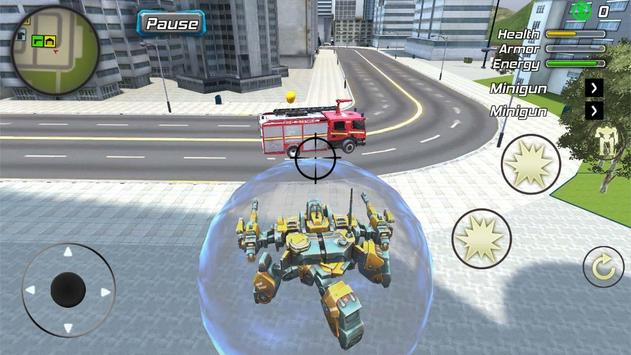 Grand Action Simulator - New York Car Gang captura de pantalla 2