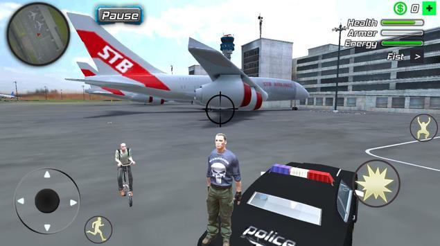 Grand Action Simulator - New York Car Gang captura de pantalla 9