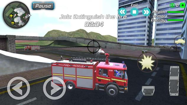 Dollar hero : Grand Vegas Police screenshot 4