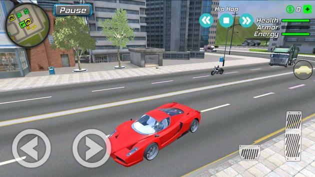 Hurricane Superhero : Wind Tornado Vegas Mafia screenshot 4
