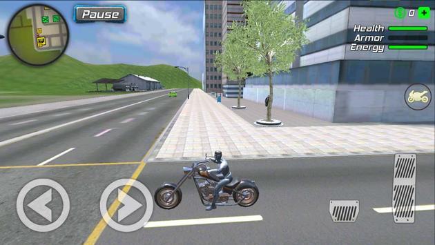 Hurricane Superhero : Wind Tornado Vegas Mafia screenshot 5