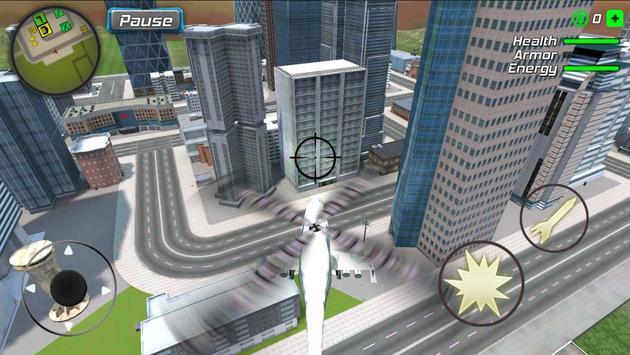Hurricane Superhero : Wind Tornado Vegas Mafia screenshot 6