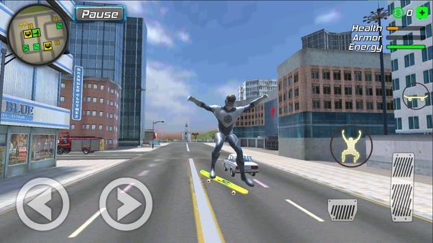 Hurricane Superhero : Wind Tornado Vegas Mafia screenshot 1