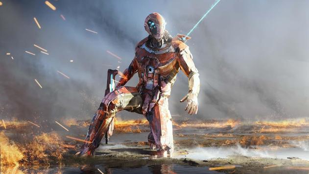 Poster Super Crime Steel War Hero Iron Flying Mech Robot