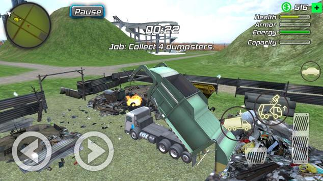 Super Crime Steel War Hero Iron Flying Mech Robot screenshot 1