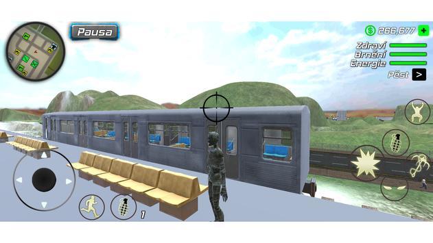 Rope Mummy Crime Simulator: Vegas Hero screenshot 20