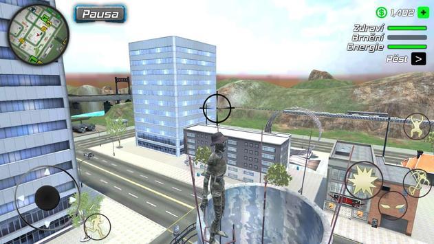 Rope Mummy Crime Simulator: Vegas Hero screenshot 22