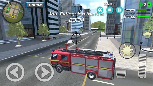 Amazing Powerhero : New York Gangster screenshot 14