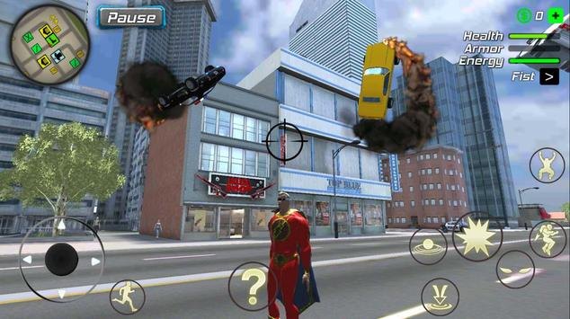 Amazing Powerhero : New York Gangster screenshot 2