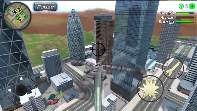 Amazing Powerhero : New York Gangster screenshot 22