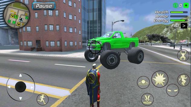 Amazing Powerhero : New York Gangster screenshot 3