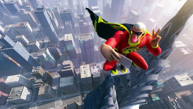 Amazing Powerhero : New York Gangster screenshot 8