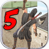 Ninja Samurai Assassin Hero 5 Blade of Fire أيقونة
