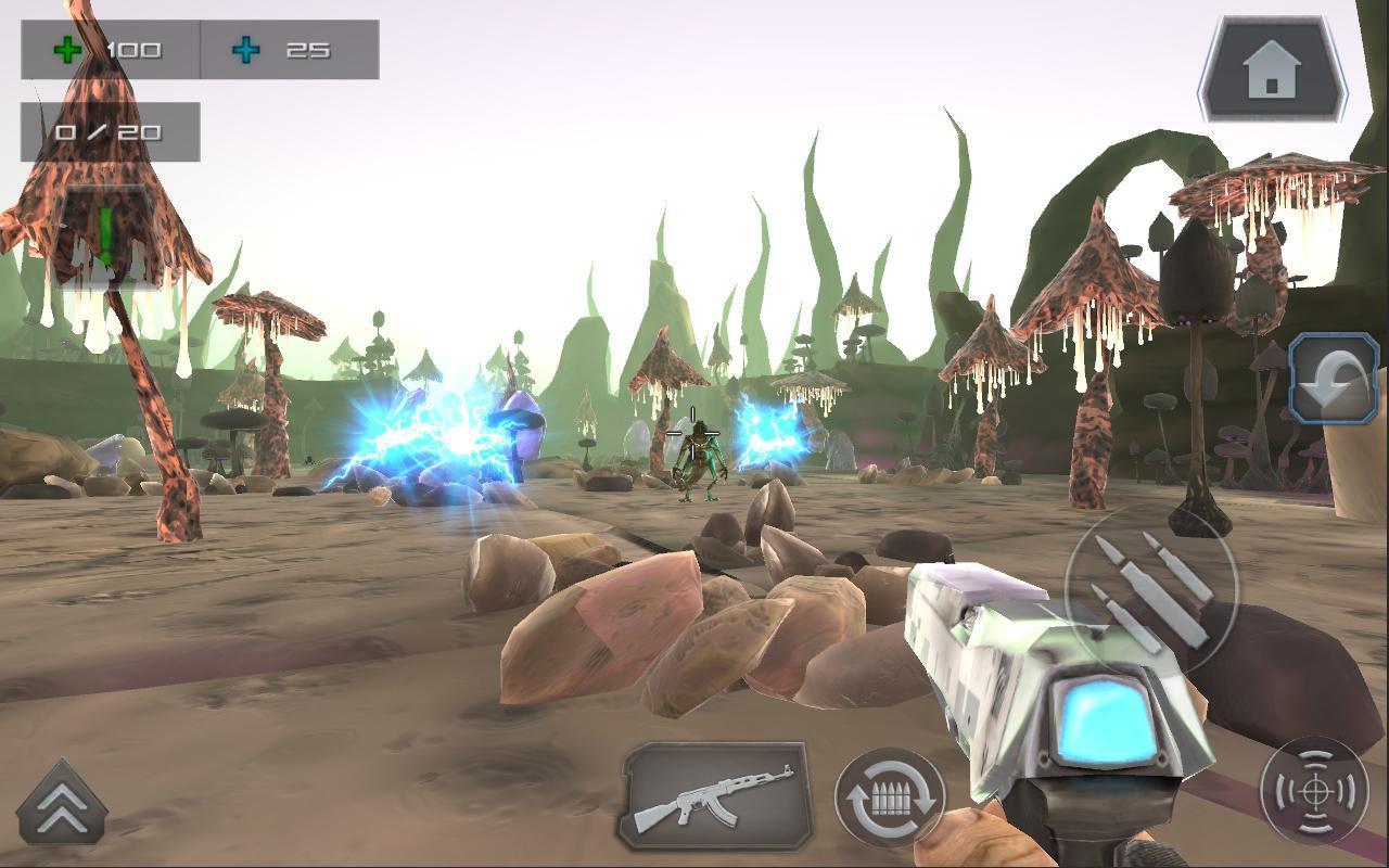 Zombie Shooter World War Star Battle Gun 3D FPS 2 for