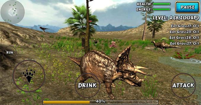 Dinosaur Simulator Jurassic Survival screenshot 18