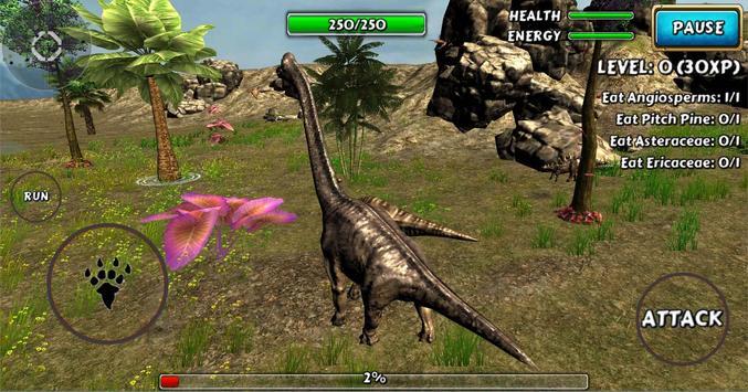 Dinosaur Simulator Jurassic Survival screenshot 20