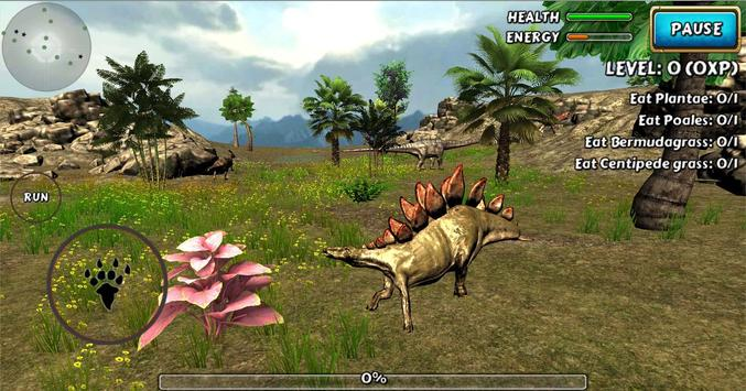 Dinosaur Simulator Jurassic Survival screenshot 4