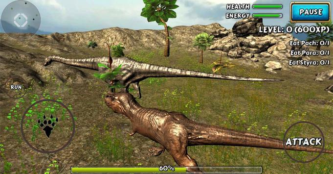 Dinosaur Simulator Jurassic Survival screenshot 5