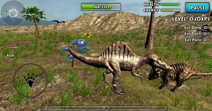 Dinosaur Simulator Jurassic Survival screenshot 7