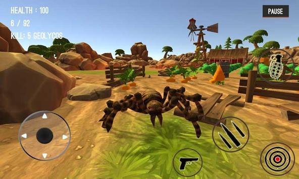 Spider Hunter Amazing City 3D screenshot 3