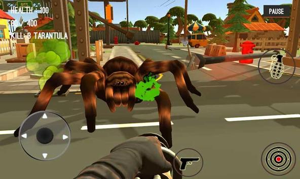 Spider Hunter Amazing City 3D poster