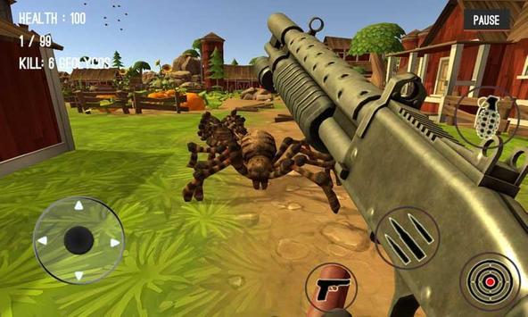 Spider Hunter Amazing City 3D screenshot 12