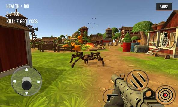 Spider Hunter Amazing City 3D screenshot 14