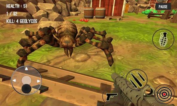Spider Hunter Amazing City 3D screenshot 1
